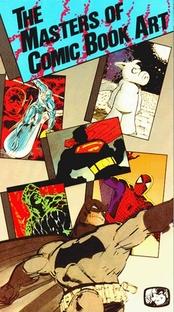 The Masters of Comic Book Art - Poster / Capa / Cartaz - Oficial 1