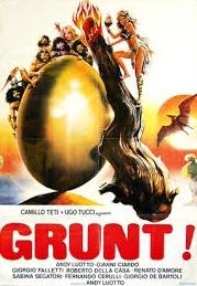 Grunt! - Poster / Capa / Cartaz - Oficial 1