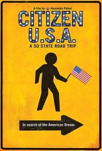 Cidadão Americano: Viagem pelos 50 Estados - Poster / Capa / Cartaz - Oficial 1