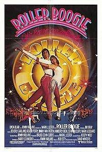 Roller Boogie - Poster / Capa / Cartaz - Oficial 1
