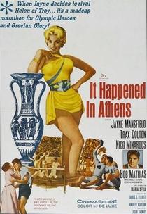 Aconteceu em Atenas - Poster / Capa / Cartaz - Oficial 1