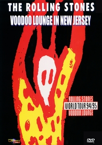 Rolling Stones - Voodoo Lounge in New Jersey (Oficial) - Poster / Capa / Cartaz - Oficial 1