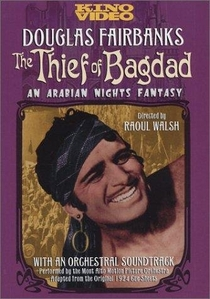 O Ladrão de Bagdá - Poster / Capa / Cartaz - Oficial 2