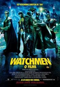 Watchmen: O Filme - Poster / Capa / Cartaz - Oficial 7