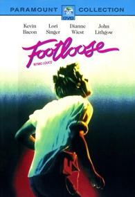 Footloose - Ritmo Louco - Poster / Capa / Cartaz - Oficial 2