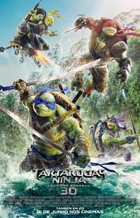 As Tartarugas Ninja: Fora das Sombras - Poster / Capa / Cartaz - Oficial 1