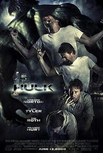 O Incrível Hulk - Poster / Capa / Cartaz - Oficial 4