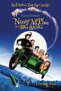 Nanny McPhee - E As Lições Mágicas - Poster / Capa / Cartaz - Oficial 4