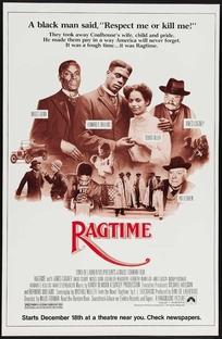 Na Época do Ragtime - Poster / Capa / Cartaz - Oficial 2
