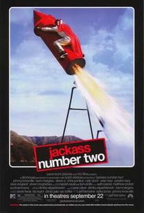 Jackass 2 - O Filme - Poster / Capa / Cartaz - Oficial 3