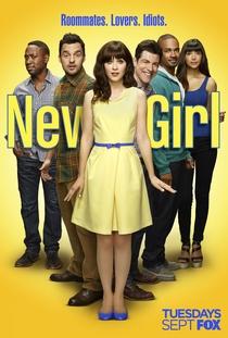 New Girl (4ª Temporada) - Poster / Capa / Cartaz - Oficial 1