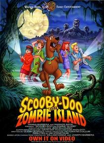 Scooby-Doo na Ilha dos Zumbis - Poster / Capa / Cartaz - Oficial 2