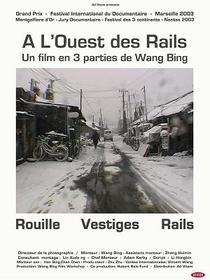 A Oeste dos Trilhos - Poster / Capa / Cartaz - Oficial 1