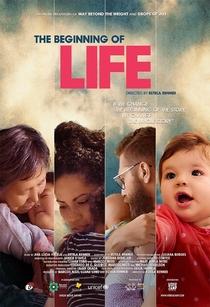 O Começo da Vida - Poster / Capa / Cartaz - Oficial 2