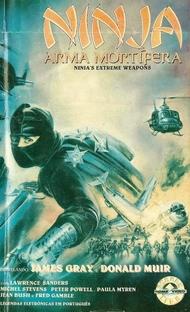 Ninja - Arma Mortífera - Poster / Capa / Cartaz - Oficial 2