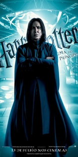 Harry Potter e o Enigma do Príncipe - Poster / Capa / Cartaz - Oficial 27