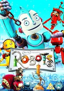 Robôs - Poster / Capa / Cartaz - Oficial 5