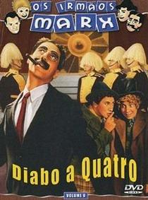 O Diabo a Quatro - Poster / Capa / Cartaz - Oficial 5