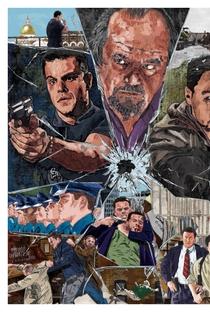 Os Infiltrados - Poster / Capa / Cartaz - Oficial 9