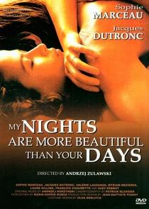 Minhas Noites São Mais Belas que Seus Dias  - Poster / Capa / Cartaz - Oficial 1
