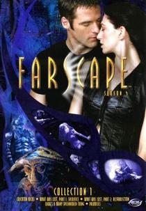 Farscape 4ª Temporada - Poster / Capa / Cartaz - Oficial 4