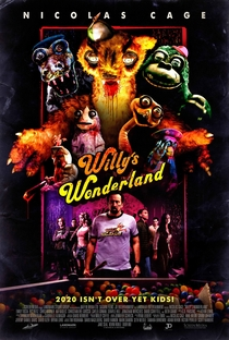 Willy's Wonderland - Poster / Capa / Cartaz - Oficial 1