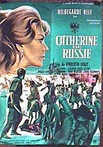 Catarina, Imperatriz da Rússia - Poster / Capa / Cartaz - Oficial 2