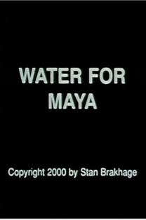 Water for Maya - Poster / Capa / Cartaz - Oficial 1