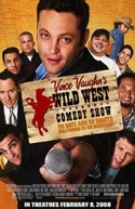 Clube da Comédia (Wild West Comedy Show: 30 Days & 30 Nights - Hollywood to the Heartland)