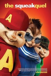 Alvin e os Esquilos 2 - Poster / Capa / Cartaz - Oficial 2