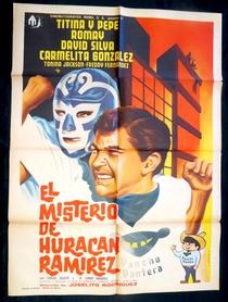 El Misterio de Huracán Ramírez - Poster / Capa / Cartaz - Oficial 1
