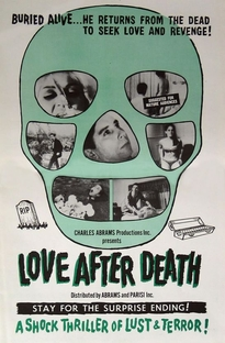 Love After Death - Poster / Capa / Cartaz - Oficial 1