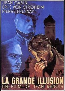 A Grande Ilusão - Poster / Capa / Cartaz - Oficial 9