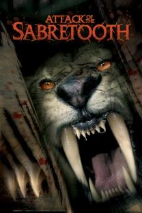 O Ataque do Dente de Sabre - Poster / Capa / Cartaz - Oficial 2