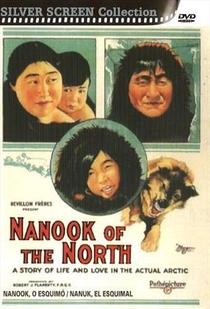 Nanook, o Esquimó - Poster / Capa / Cartaz - Oficial 8
