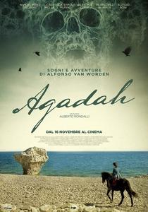 Agadah - Poster / Capa / Cartaz - Oficial 1
