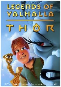 Thor: A Lenda de Valhalla - Poster / Capa / Cartaz - Oficial 2