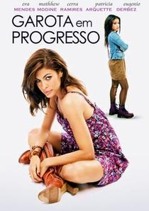 Garota em Progresso - Poster / Capa / Cartaz - Oficial 3