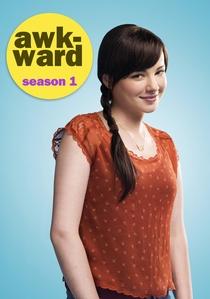 Awkward. (1ª Temporada) - Poster / Capa / Cartaz - Oficial 3