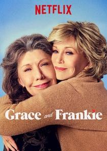 Grace and Frankie (2ª Temporada) - Poster / Capa / Cartaz - Oficial 1
