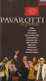 Pavarotti e Friends - Poster / Capa / Cartaz - Oficial 1