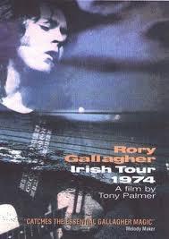 Rory Gallagher - Irish Tour '74 - Poster / Capa / Cartaz - Oficial 1