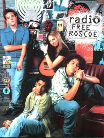Radio Livre de Roscoe - Poster / Capa / Cartaz - Oficial 2