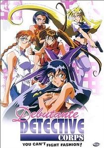 Debutante Detective Corps - Poster / Capa / Cartaz - Oficial 1