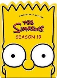 Os Simpsons (19ª Temporada) - Poster / Capa / Cartaz - Oficial 1