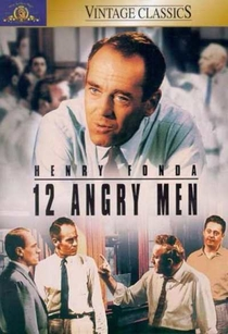 12 Homens e Uma Sentença - Poster / Capa / Cartaz - Oficial 12