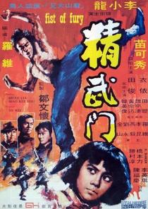 A Fúria do Dragão - Poster / Capa / Cartaz - Oficial 2