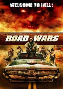 Road Wars - Poster / Capa / Cartaz - Oficial 1