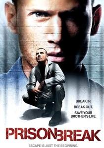 Prison Break (1ª Temporada) - Poster / Capa / Cartaz - Oficial 1