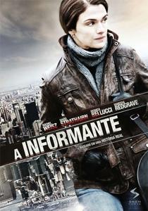 A Informante - Poster / Capa / Cartaz - Oficial 1